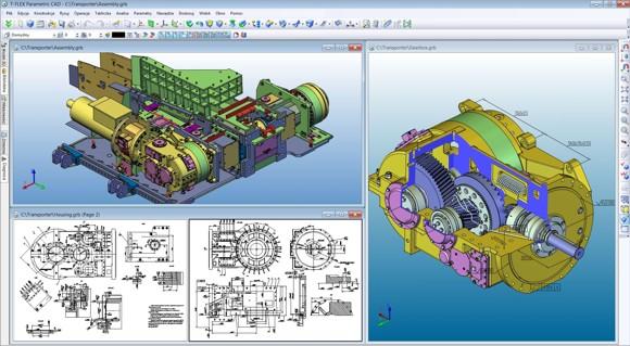 T-Flex CAD 12