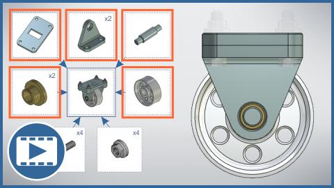T-FLEX CAD - Złożenie