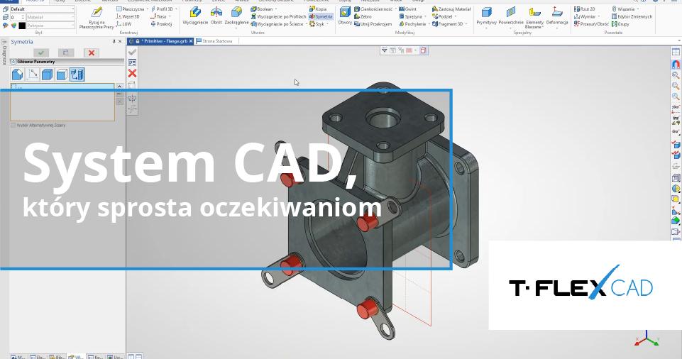 system CAD T-flex